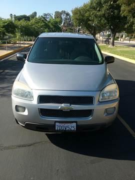 2008 Chevrolet Uplander for sale at ALSA Auto Sales in El Cajon CA