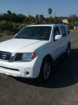2005 Nissan Pathfinder for sale at ALSA Auto Sales in El Cajon CA