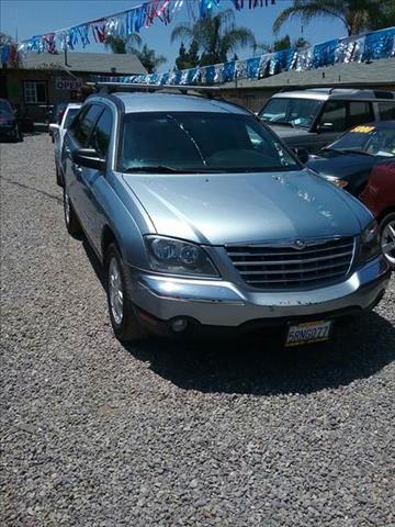 2005 Chrysler Pacifica for sale at ALSA Auto Sales in El Cajon CA