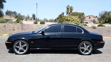 2003 Jaguar S-Type for sale at ALSA Auto Sales in El Cajon CA