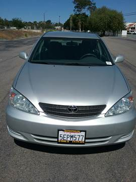 2003 Toyota Camry for sale at ALSA Auto Sales in El Cajon CA