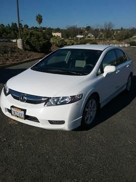 2010 Honda Civic for sale at ALSA Auto Sales in El Cajon CA