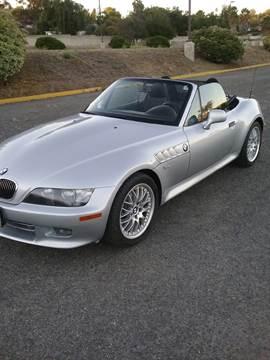 2001 BMW Z3 for sale at ALSA Auto Sales in El Cajon CA