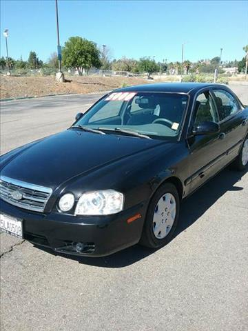 2005 Kia Optima for sale at ALSA Auto Sales in El Cajon CA