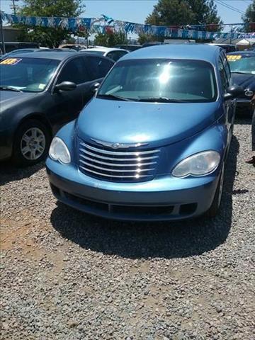 2007 Chrysler PT Cruiser for sale at ALSA Auto Sales in El Cajon CA