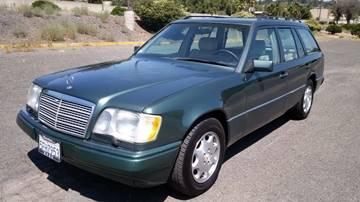 1995 Mercedes-Benz E-Class for sale at ALSA Auto Sales in El Cajon CA