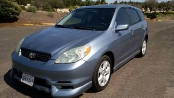 2004 Toyota Matrix for sale at ALSA Auto Sales in El Cajon CA