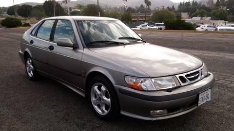 2001 Saab 9-3 for sale at ALSA Auto Sales in El Cajon CA