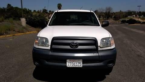 2005 Toyota Tundra for sale at ALSA Auto Sales in El Cajon CA