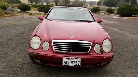 1999 Mercedes-Benz CLK-Class for sale at ALSA Auto Sales in El Cajon CA