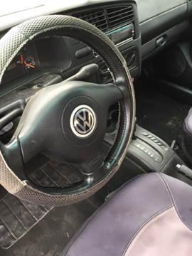 2002 Volkswagen Cabrio for sale in El Cajon, CA
