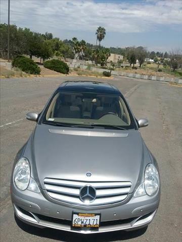 2006 Mercedes-Benz R-Class for sale at ALSA Auto Sales in El Cajon CA