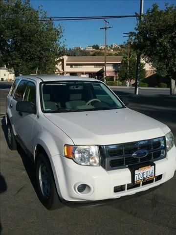 2009 Ford Escape for sale at ALSA Auto Sales in El Cajon CA