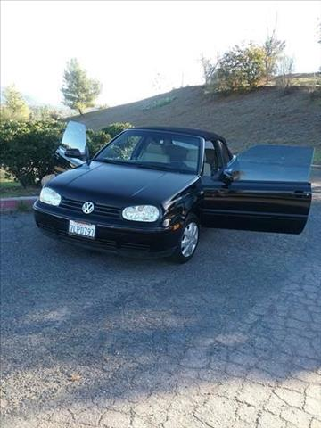 2002 Volkswagen Cabrio for sale in El Cajon, CA