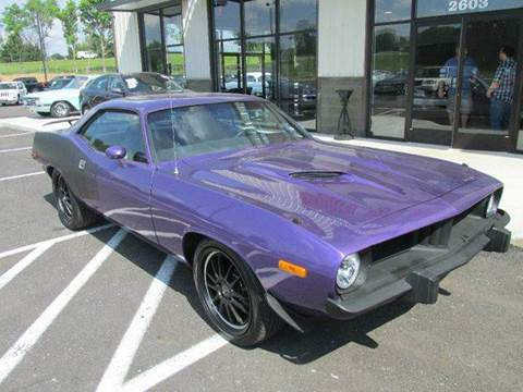 1973 Plymouth Barracuda for sale in Pleasant View, TN