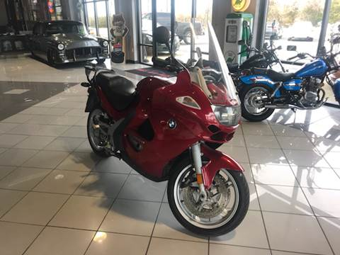 2004 BMW K1200GT for sale in Pleasant View, TN