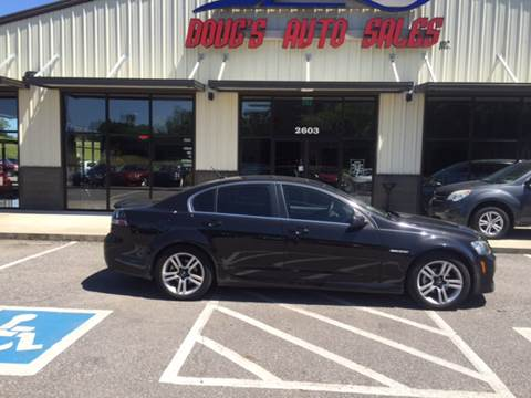 2008 Pontiac G8 for sale in Pleasant View, TN
