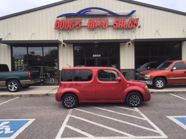 2010 Nissan Cube 1 8 S Krom Edition 4dr Wagon In Pleasant View Tn