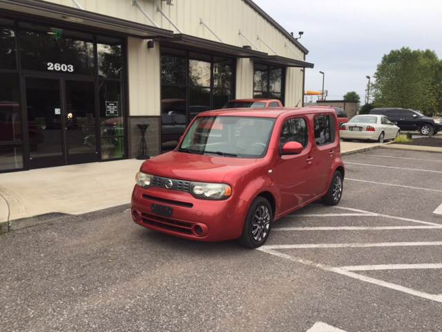 2010 Nissan Cube 18 S Krom Edition 4dr Wagon In Pleasant View Tn