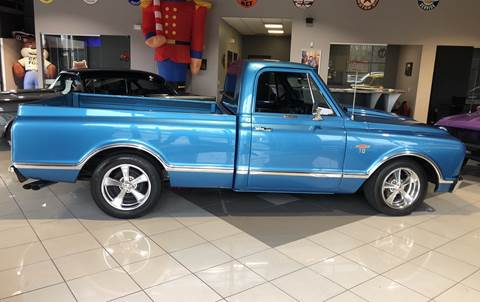 1967 Chevrolet C/K 10 Series for sale in Pleasant View, TN