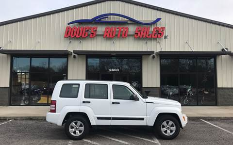 2012 Jeep Liberty for sale in Pleasant View, TN