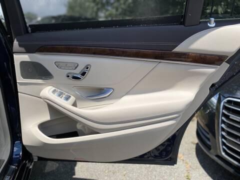 2017 Mercedes-Benz S-Class