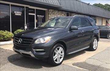 2014 Mercedes-Benz M-Class for sale in Marietta, GA
