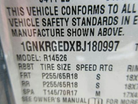 2011 Chevrolet Traverse for sale at Miller Auto Sales in Saint Louis MI