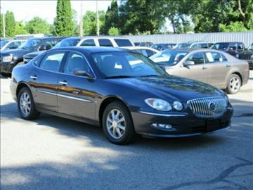 2008 Buick Lucerne for sale in Saint Louis, MI