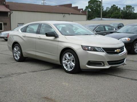 2014 Chevrolet Impala for sale at Miller Auto Sales in Saint Louis MI