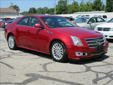 2010 Cadillac CTS for sale at Miller Auto Sales in Saint Louis MI
