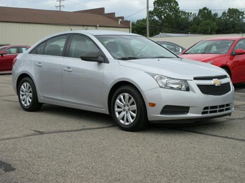 2011 Chevrolet Cruze for sale at Miller Auto Sales in Saint Louis MI