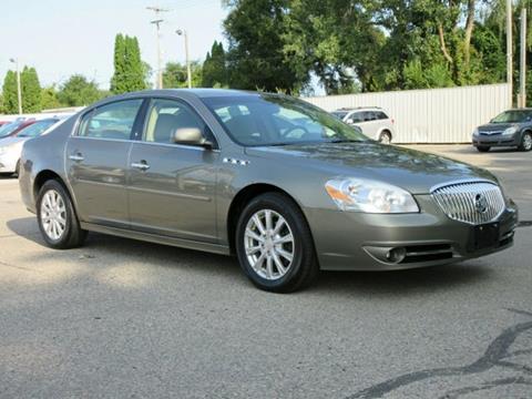 2011 Buick Lucerne for sale at Miller Auto Sales in Saint Louis MI