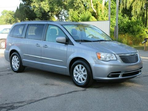 2014 Chrysler Town and Country for sale at Miller Auto Sales in Saint Louis MI