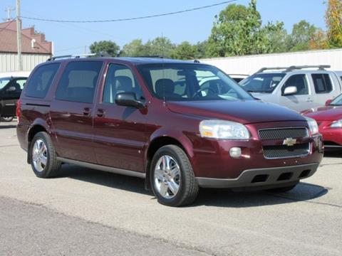 2008 Chevrolet Uplander for sale at Miller Auto Sales in Saint Louis MI