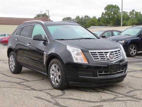 2016 Cadillac SRX for sale in Saint Louis, MI