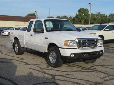 Used Ford Ranger For Sale >> 2011 Ford Ranger For Sale In Saint Louis Mi