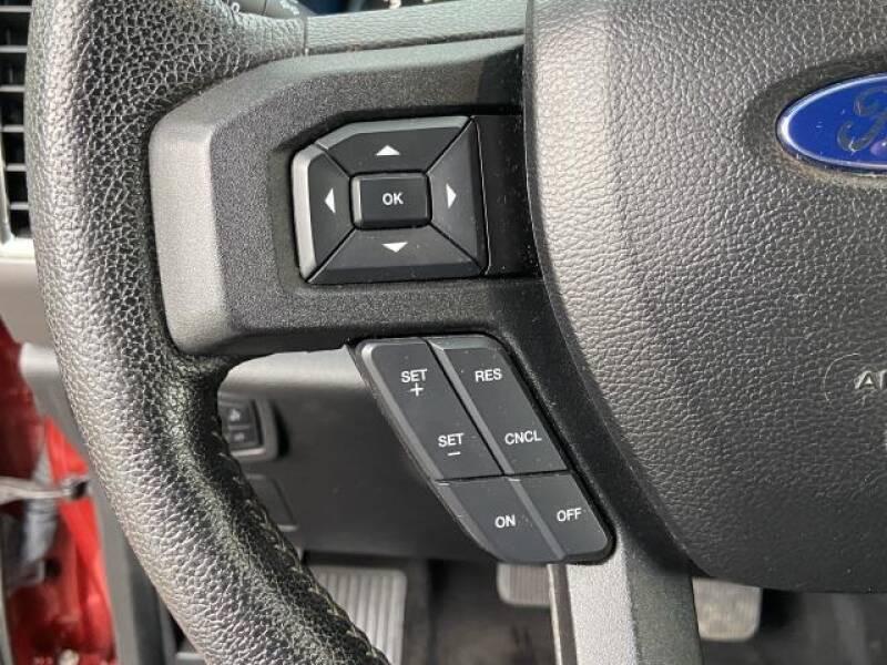 2016 Ford F-150 4x4 XLT 4dr SuperCrew 5.5 ft. SB - Saint Louis MI