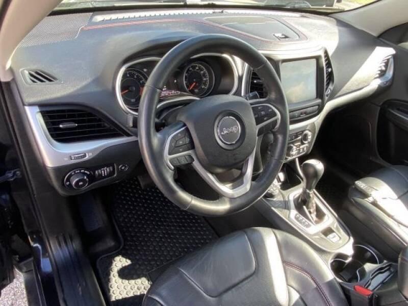 2015 Jeep Cherokee 4x4 Trailhawk 4dr SUV - Saint Louis MI