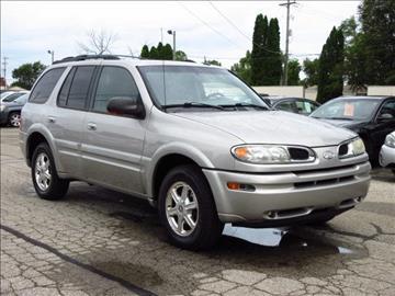 2004 Oldsmobile Bravada for sale in Saint Louis, MI