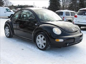 2002 Volkswagen New Beetle for sale in Saint Louis, MI