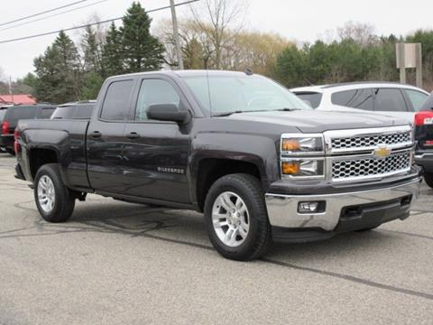 2014 Chevrolet Silverado 1500 for sale at Miller Auto Sales in Saint Louis MI