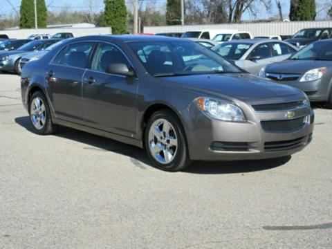 2010 Chevrolet Malibu for sale at Miller Auto Sales in Saint Louis MI