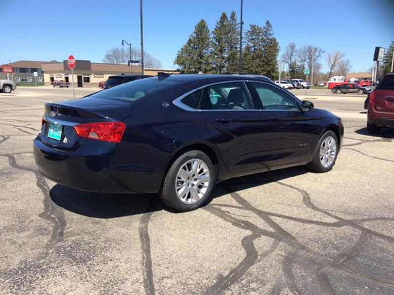 2019 Chevrolet Impala LS 4dr Sedan - Staples MN