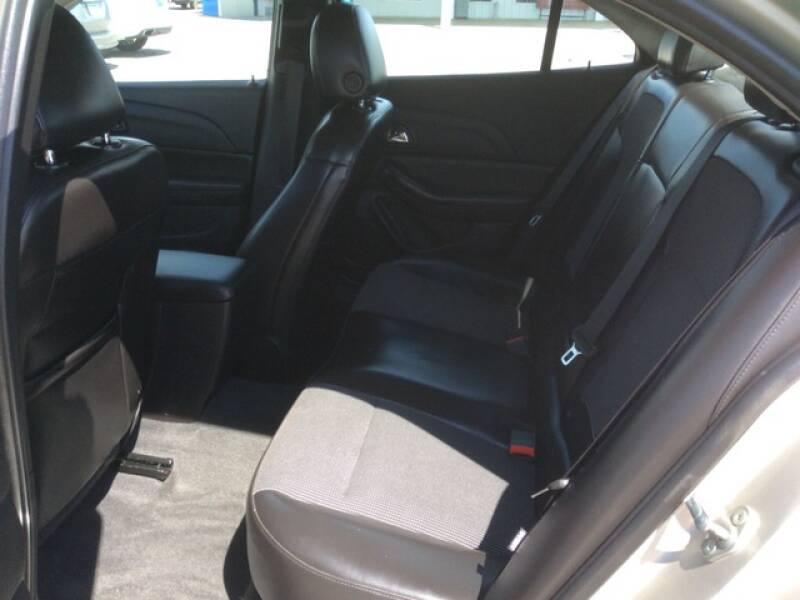 2014 Chevrolet Malibu LT 4dr Sedan w/1LT - Staples MN