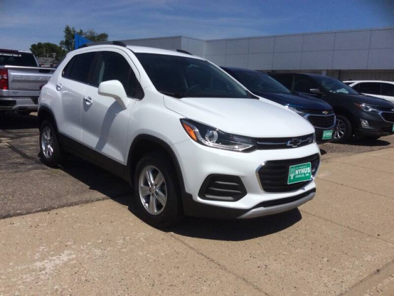 2020 Chevrolet Trax AWD LT 4dr Crossover - Staples MN