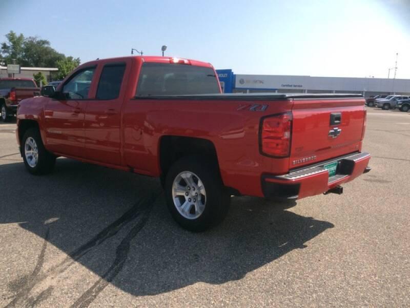 2018 Chevrolet Silverado 1500 LT w/2LT 4WD 143WB - Staples MN