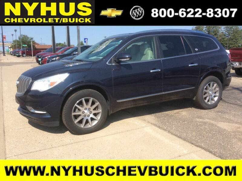 2017 Buick Enclave AWD Leather 4dr Crossover - Staples MN