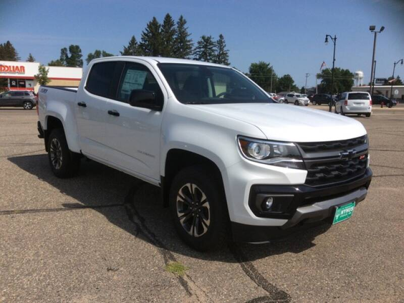2021 Chevrolet Colorado Z71 4WD 128WB - Staples MN