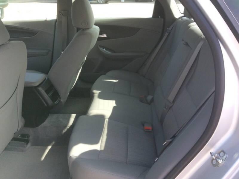 2015 Chevrolet Impala LS 4dr Sedan - Staples MN